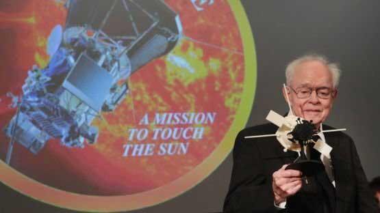 کاوشگر پارکر به نام خورشیدشناس شهیر، یوجین پارکر نامگذاری شده