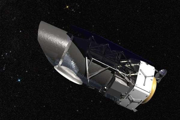 تلسکوپ فضایی wfirst
