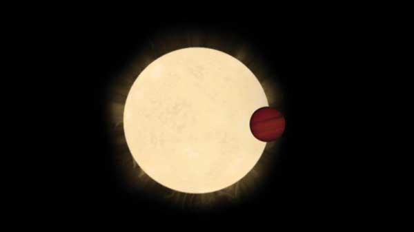 آزمایش تلسکوپ فضایی چئوپس