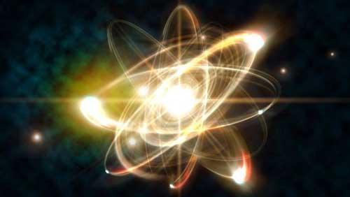 بوجود آمدن اولین اتمها