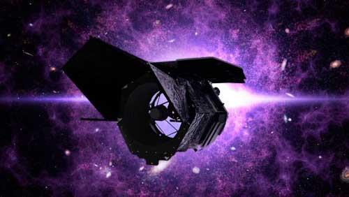 تلسکوپ فضایی رومن