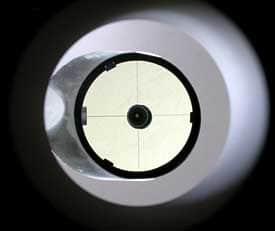 تلسکوپ همخط شده ابزار همخطسازی تلسکوپ