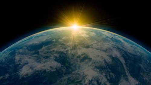 تولد حیات روی زمین
