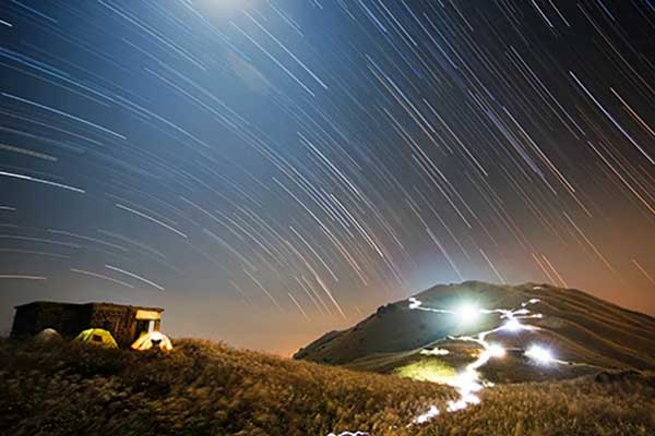 آموزش عکاسی نجومی رد ستارهای قدم به قدم