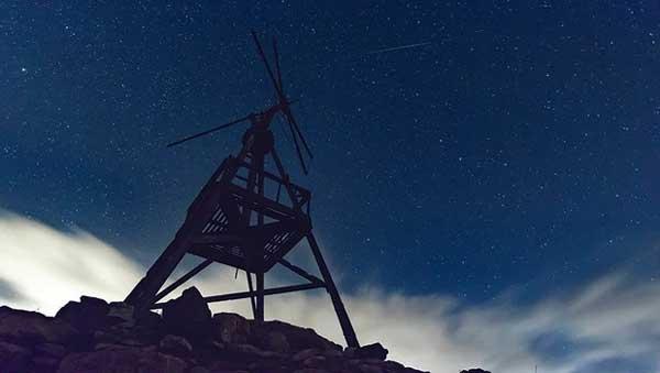 عکاسی نجومی رد ستارهای پیدا کردن منظره و ترکیب بندی مناسب