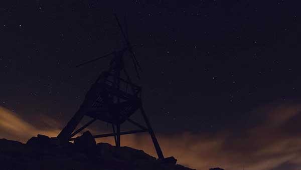 عکاسی نجومی رد ستارهای و شروع به گرفتن عکسها