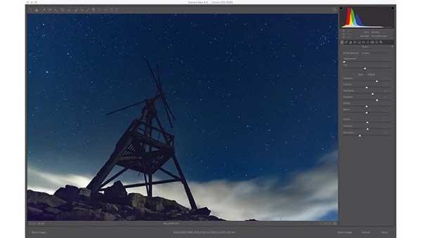 عکاسی نجومی رد ستارهای استفاده از Batch Processing