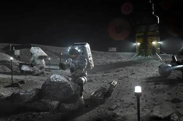 ماهنشینهای جدید ناسا برای آرتمیس