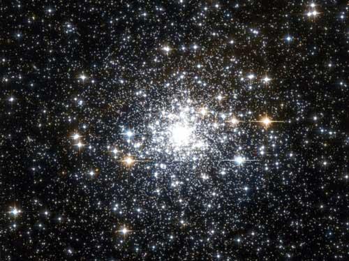 قدیمیترین جرم راهشیری خوشه NGC6652