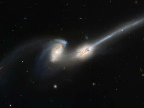 ادغام کهکشانها