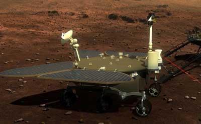 مریخ نورد تیان وان