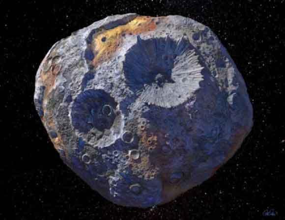 سیارک 16-سایک