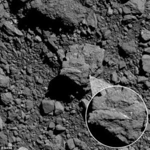 پیدا شدن نشانههایی از عنار سازنده حیات در سیارک بنو