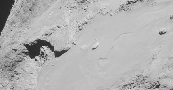 حیات فسفر دنباله دار چریوموف گراسیمنکو 67