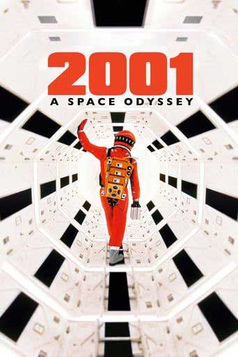 پوستر ادیسه فضا 2001