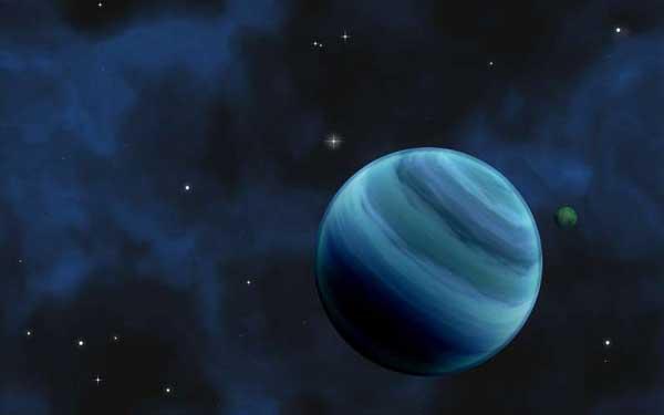 سیارات سرگردان